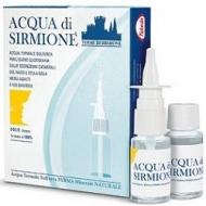 ACQUA DI SIRMIONE 6 flaconcini da 15 ml con erogatore nasale