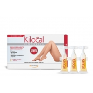 KILOCAL RIMODELLA SIERO SNELLENTE ANTI-CELLULITE 10 fiale da 10 ml