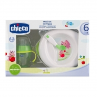 CHICCO SET PAPPA 6m+
