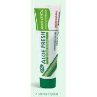 ALOE FRESH MENTAL CRYSTAL DENTIFRICIO 100 ml