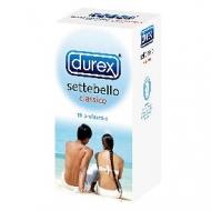 DUREX  SETTEBELLO  18 pz.