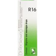 DR RECKEWEG R16 GOCCE 22 ml
