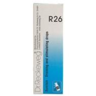 DR RECKEWEG R26 GOCCE 22 ml
