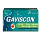 GAVISCON MENTA 250 mg +133.5 mg 24 compresse masticabili