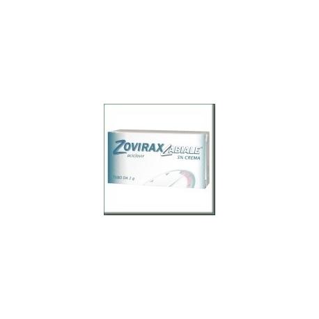 ZOVIRAX LABIALE 5% CREMA 2 gr