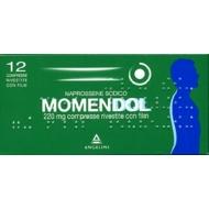 MOMENDOL 220 mg 12 compresse