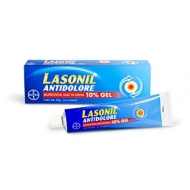 LASONIL ANTIDOLORE GEL 10% 50 gr