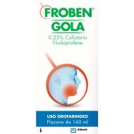 FROBEN GOLA SPRAY 0.25 % 15 ml