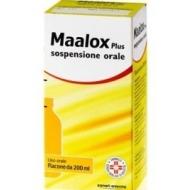 MAALOX PLUS SOSPENSIONE ORALE 200 ml