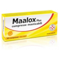 MAALOX PLUS SOSPENSIONE ORALE 200 ml