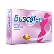 BUSCOFEN 200 mg 12 capsule molli