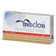 MECLON 10 ovuli vaginali 100+500 mg