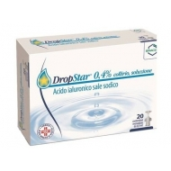 DROPSTAR COLLIRIO 0.4% 20 flaconcini da 0.5 ml