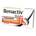 BENACTIV GOLA ARANCIA SENZA ZUCCHERO 16 pastiglie