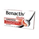 BENACTIV GOLA LIMONE E MIELE  16 pastiglie