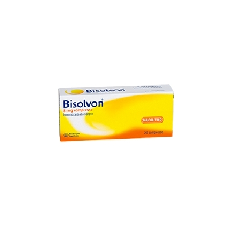 BISOLVON 8 mg 20 compresse
