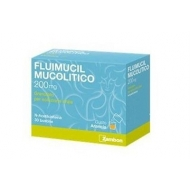 FLUIMUCIL MUCOLITICO OS 30 bustine 200 mg