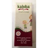 KALOBA SCIROPPO 20 mg/7.5 ml  100 ml
