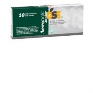 GSE AEROBIOTIC JUNIOR 10 fiale monouso 5 ml