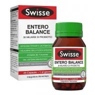 SWISSE ENTERO BALANCE FERMENTI LATTICI 20 capsule