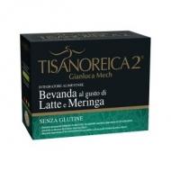TISANOREICA BEVANDA  AL GUSTO LATTE E MERINGA 4 confezione da 28,5 g