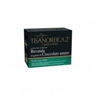 TISANOREICA BEVANDA  AL GUSTO CIOCCOLATO AMARO 4 confezione da 28,5 g