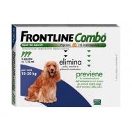FRONTLINE COMBO 3 PIPETTE DA 1.34 ML