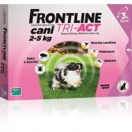 FRONTLINE TRI-ACT 3 PIPETTE DA 0.5 ML