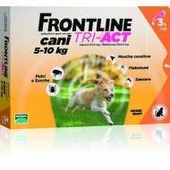 FRONTLINE TRI-ACT 3 PIPETTE DA 1 ML