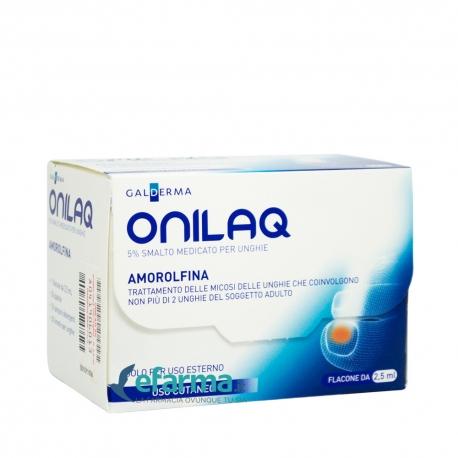 ONILAQ SMALTO UNGHIE 5% 2.5 ml