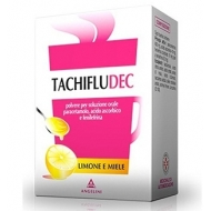 TACHIFLUDEC ARANCIA 10 bustine