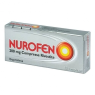 NUROFEN 200 mg 24 compresse rivestite