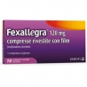 FEXALLEGRA 120 mg 10 compresse