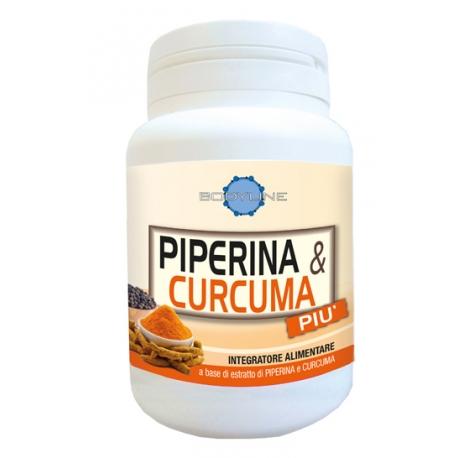 PIPERINA E CURCUMA 95% 60 capsule