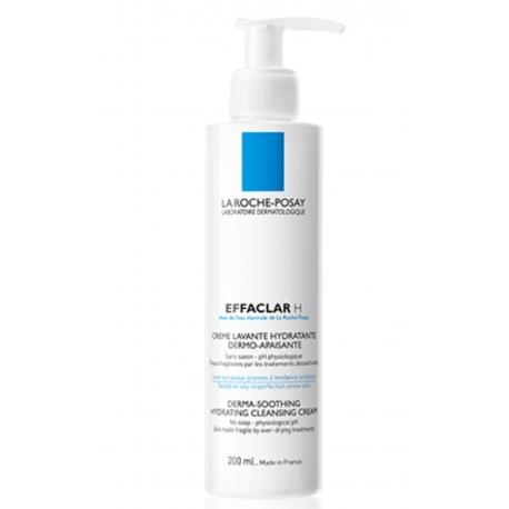 EFFACLAR H CREMA DETERGENTE 200 ml