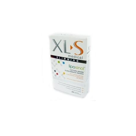 XLS MEDICAL LIPOSINOL 60 cps